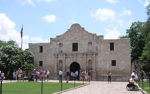 The Alamo San Antonio Texas