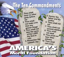 Ten Commandments Lawsuit