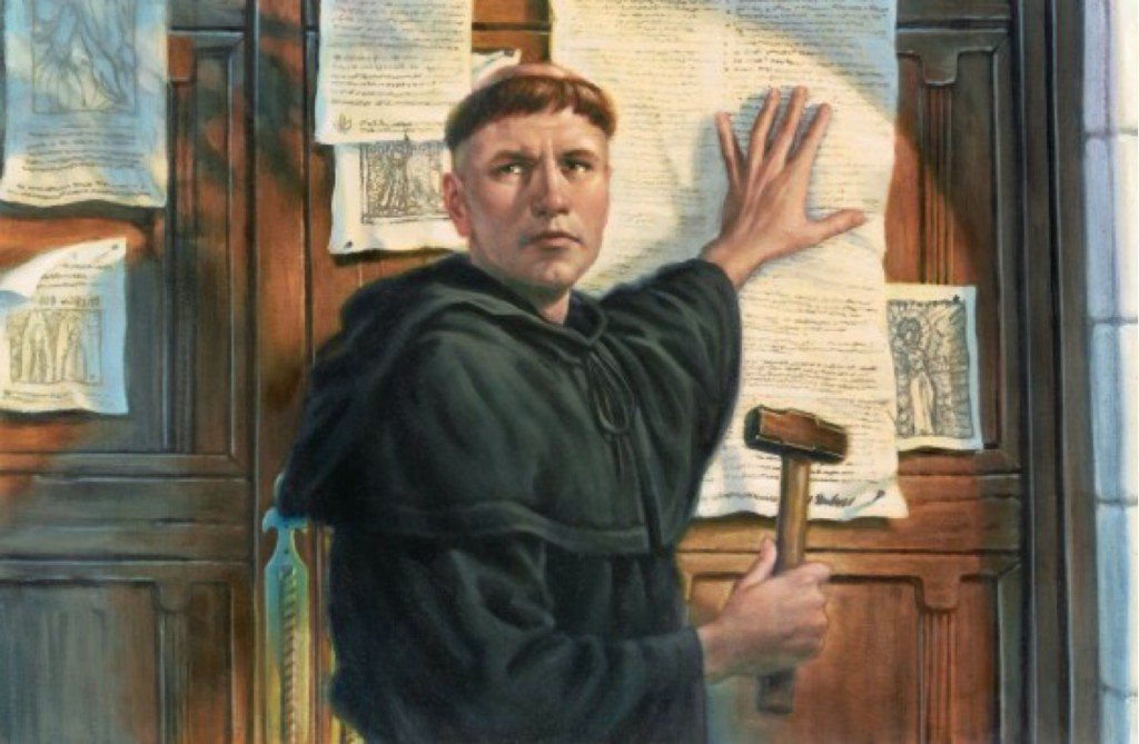 about luthers 95 thesis I posted martin luther's 95 theses on this site long ago, but not everyone understands either the context or the meaning of the theses so, to the actual text of martin luther's challenge, i will add just a couple paragraphs of historical context and an explanation of each thesis.
